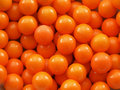 Gum Ball Background Stock Photography