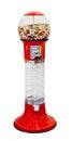 Gumball vending machine Royalty Free Stock Photo