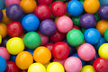 Gumballs background Royalty Free Stock Photo