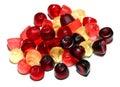 Gummi sweets Royalty Free Stock Photo