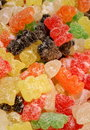 Gummy bear heaven Royalty Free Stock Photos