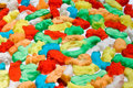 Gummy bears candy Royalty Free Stock Photography