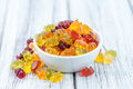 Gummy Bears (close-up shot) Royalty Free Stock Photo