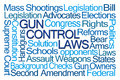 Gun Control Laws Word Cloud