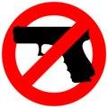 stock image of  Gun