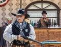 Gun Safety Talk Royalty Free Stock Photo