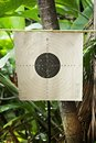 stock image of  Paper targets