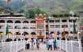 Gurdwara Manikaran Sahib Stock Photo