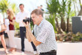 Gus van sant attends the the sea of trees photocall during the th annual cannes film festival on may in cannes france Royalty Free Stock Photos