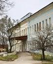 Gus zhelezny ryazan oblast russia Royalty Free Stock Image