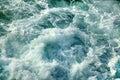 Gushing Sea Royalty Free Stock Photo