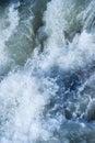 Gushing Waters Royalty Free Stock Photo