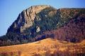 Gutai Mountains Royalty Free Stock Photography