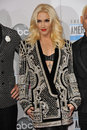 Gwen stefani of no doubt at the th anniversary american music awards at the nokia theatre la live november los angeles ca picture Stock Photo