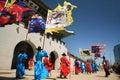 Gyeongbokgung Royal guards show