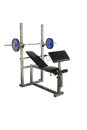 Gym apparatus the image of Royalty Free Stock Image