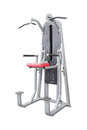 Gym apparatus isolated under the white background Royalty Free Stock Photo