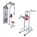 Gym apparatus under te white background Royalty Free Stock Images