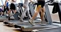 Tělocvična běh stroje