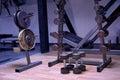 Gym or a sport club in details