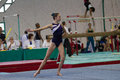 Gymnast Girl Floor Dance Nationals