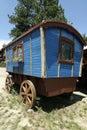 Gypsy Cart Royalty Free Stock Photo