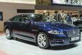 Gz autoshow jaguar xj Стоковые Изображения