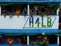H lb port moresby papua new guinea Stock Photo