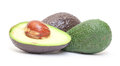 Haas Avocado Royalty Free Stock Photo