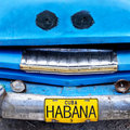 Habana, Cuba Royalty Free Stock Photo