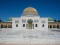 Habib bourguiba was founder first president republic tunisia monastir tunisia Stock Photography