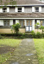 Habitation clement in martinique france the Royalty Free Stock Photo