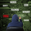 Stock Images Hacker