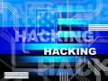 Hacking Electronics Shows Election Hacked 3d Illustration