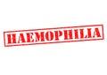 HAEMOPHILIA Royalty Free Stock Photo