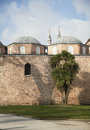 Hagia sofia an old mosque museum in istanbul turkey Stock Photos