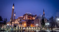 Hagia Sophia - Ayasofya in Istanbul, Turkey Royalty Free Stock Photo