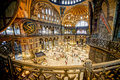 Hagia Sophia Interior Royalty Free Stock Image
