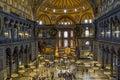 Hagia Sophia - Istanbul Stock Photography