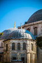 Hagia sophia istanbul the breathtaking in turkey Stock Images