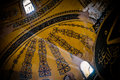 Hagia sophia istanbul the famous museum ex basilica Stock Photo