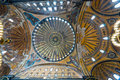Hagia Sophia mosque, Istanbul, Turkey. Royalty Free Stock Photography