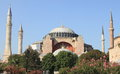 Hagia sophia mosque in istanbul turkey Stock Photos