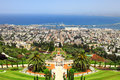 Haifa,Israel Royalty Free Stock Images