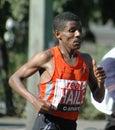 Haile Gebrselassie Royalty Free Stock Photo