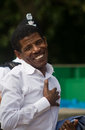 Haile Gebrselassie at the 2012 Olympics Royalty Free Stock Photo