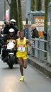 Haile Gebrselassie CPC 2009 Royalty Free Stock Photo