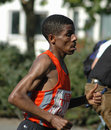 Haile Gebrselassie Royalty Free Stock Photo
