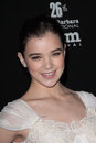 Hailee steinfeld at the santa barbara film festival virtuosos award arlington theatre santa barbara ca Stock Photo