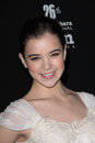Hailee steinfeld at the santa barbara film festival virtuosos award arlington theatre santa barbara ca Royalty Free Stock Photo